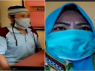 Motif Wanita Pukul Imam Masjid yang Juga Penghulu, Nikahkan Suaminya dengan Wanita Muda