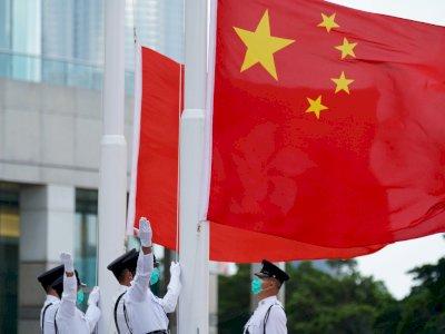 FOTO: HUT Ke-71 Berdirinya Republik Rakyat Cina