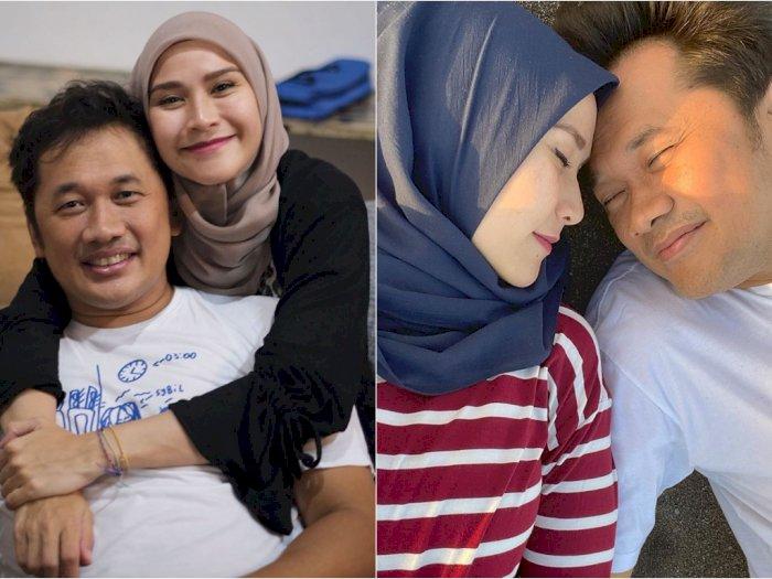 Pesan Manis Zaskia Adya Mecca untuk Suami yang Berulang Tahun: Hanya Ikrar yang Diberikan