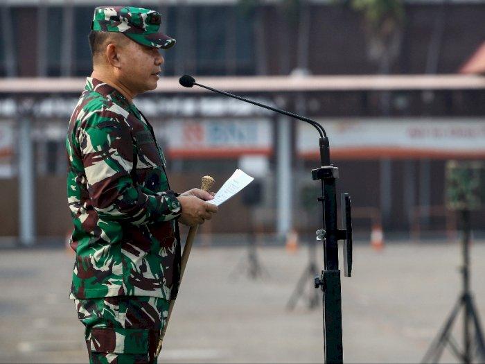 Pangdam Jaya Ungkap Penyebab Keributan Saat Tabur Bunga Purnawirawan TNI di TMP Kalibata