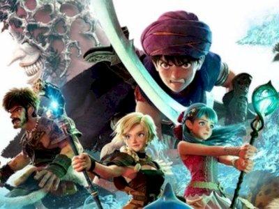 """Sinopsis """"Dragon Quest: Your Story (2019) -  Misi Menyelamatkan Ibu dari Pemimpin Jahat"""