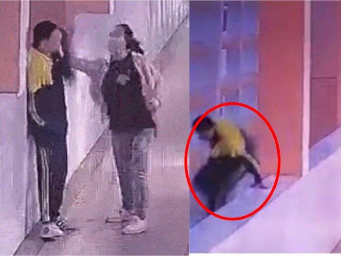 Ditampar Ibu di Depan Teman-teman, Remaja Wuhan Ini Bunuh Diri Lompat dari Lantai 5