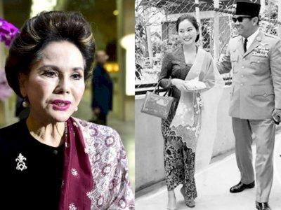 Dewi Soekarno Cerita Fakta di Balik Kejadian G30S/PKI dan Penyesalan Terdalam Hidupnya