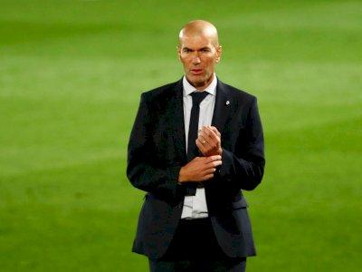 Zinedine Zidane Tak Tahu Kapan Hazard Bisa Bermain Lagi