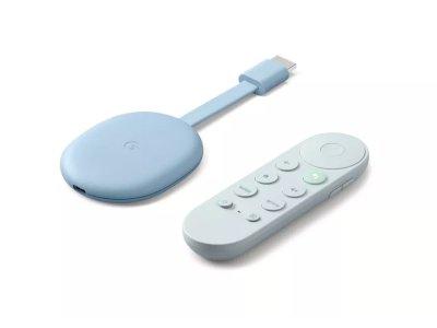 Google Umumkan Chromecast Baru dengan Tampilan Google TV Lebih Segar!