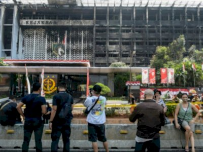 Polri Beberkan Hasil Penyidikan Kebakaran Kejagung Hari Ini