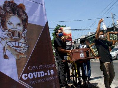 FOTO: Peringatan Hari Kopi Internasional