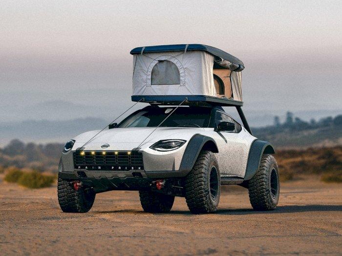 Seperti Ini Konsep Nissan Z Proto Jika Menjadi Mobil Eksplorasi Safari
