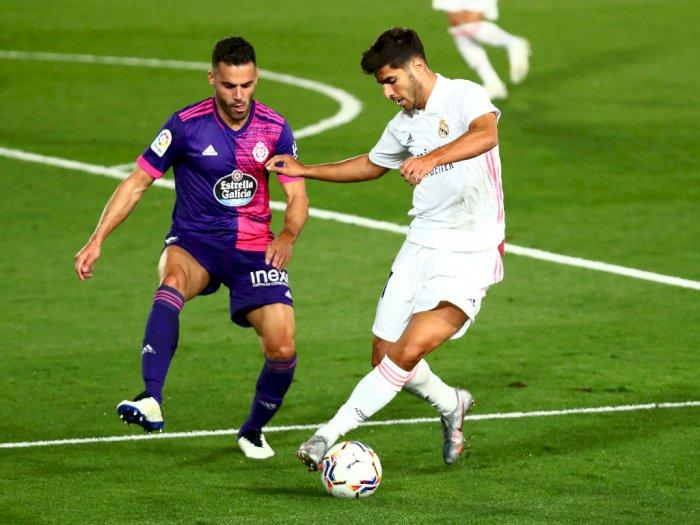 FOTO: Liga Spanyol: Real Madrid Menang Tipis 1-0 Atas Real Valladolid
