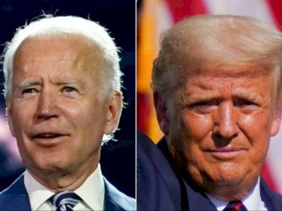 Joe Biden Ketahuan Ucap 'Insyaallah' Saat Debat Capres AS dengan Trump, Apakah Ia Muslim?