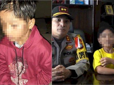 Bocah yang Disiksa Ortu Diangkat Anak oleh Kapolres Pelalawan, Netizen: Wajahnya Mirip