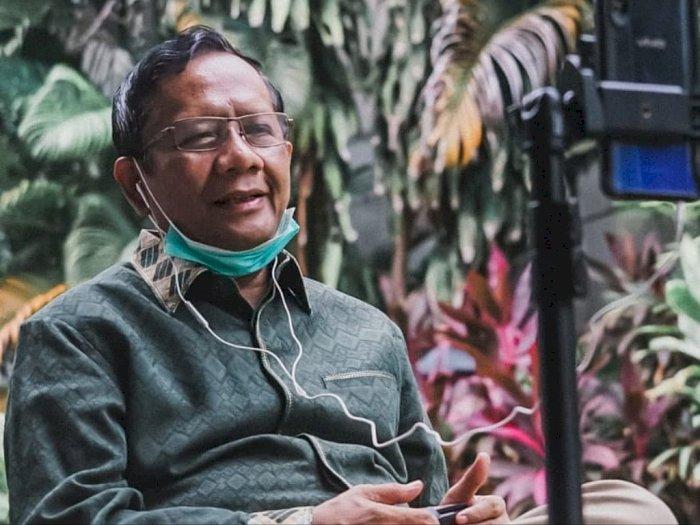Terkait Pilkada, Mahfud: Tak Ada yang Tahu Kapan Akhir Corona, Mungkin Selamanya