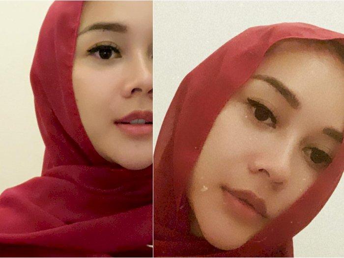 Tampil Cantik dalam Balutan Hijab, Aura Kasih Banjir Pujian dan Didoakan Istiqomah