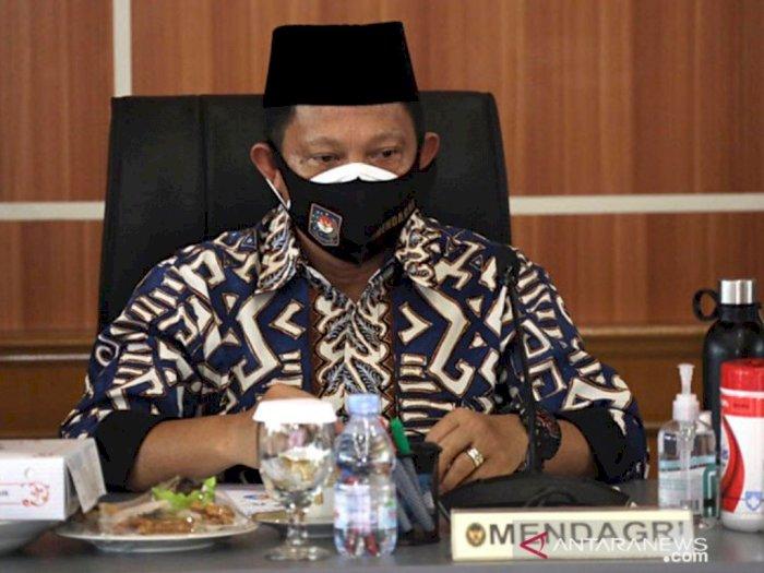 Kampanye Minim Pelanggaran, Mendagri Optimistis Pilkada Aman dari Covid-19
