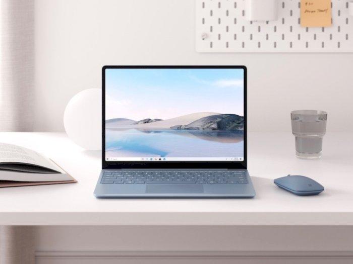 Microsoft Luncurkan Surface Laptop Go dengan Harga Lebih Terjangkau!