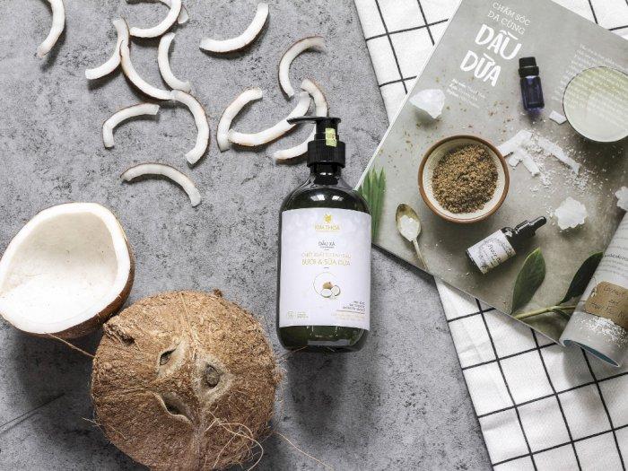 Manfaat Menggunakan Minyak Kelapa untuk Perawatan Rambut