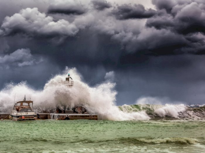 5 Tsunami Terdahsyat Sepanjang Sejarah, 2 Terjadi di Indonesia