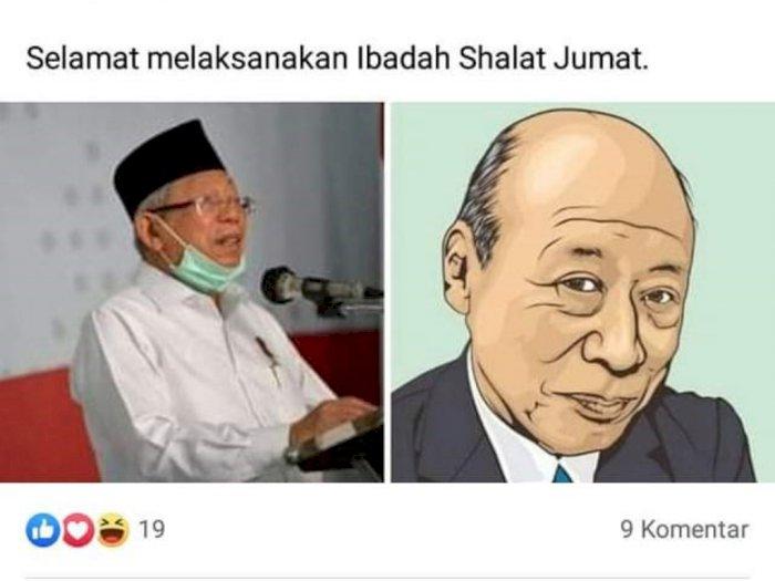 Buntut Unggahan Ma'ruf dan Kakek Sugiono, MUI Tanjungbalai Copot Jabatan Sulaiman Marpaung
