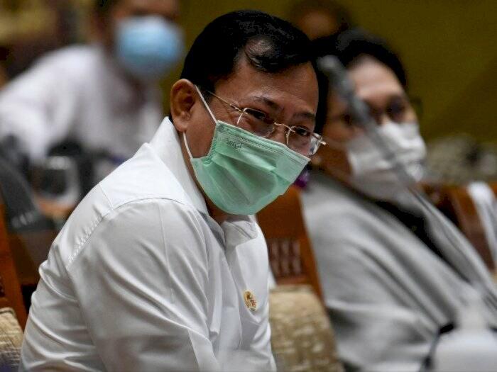 DPR Fraksi PDIP: Pandemi Covid-19 Menantang Kepemimpinan Terawan sebagai Menkes