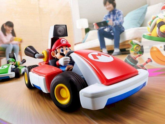Seperti Ini Cara Kerja Game Mario Kart Live: Home Circuit Buatan Nintendo