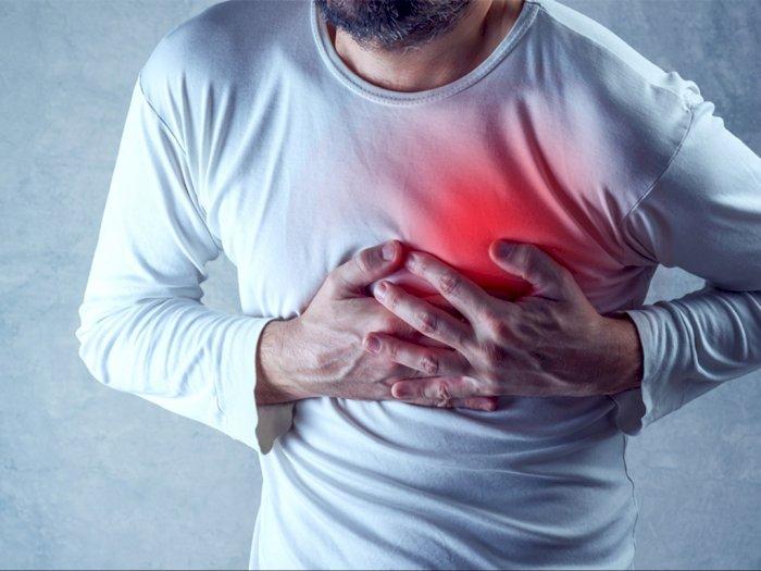 Tanda Lain Gejala Serangan Jantung yang Harus Kamu Waspadai