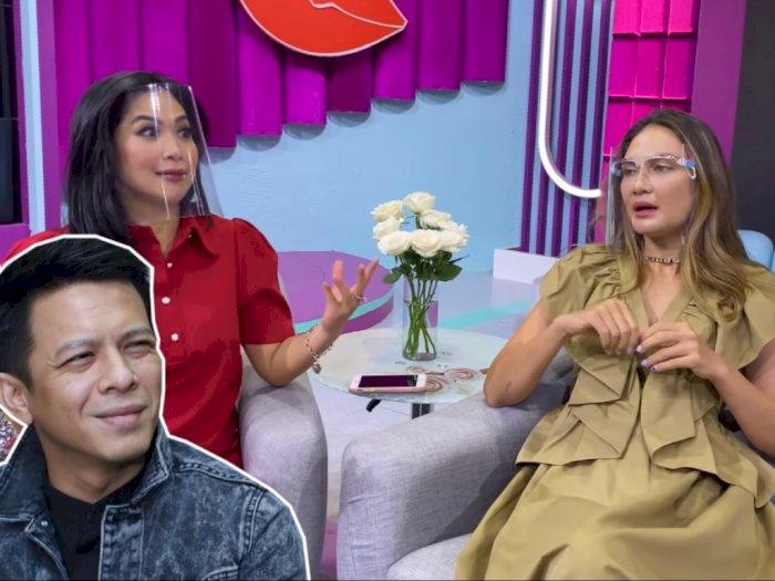 Luna Maya Keceplosan Beri Harapan Pada Ariel Noah Saat Diwawancara Feni Rose, Mau Balikan?