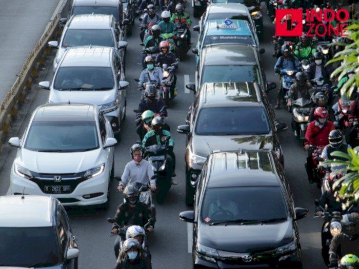 Volume Kendaraan Menurun tapi Angka Kecelakaan Lalu Lintas Meningkat selama PSBB