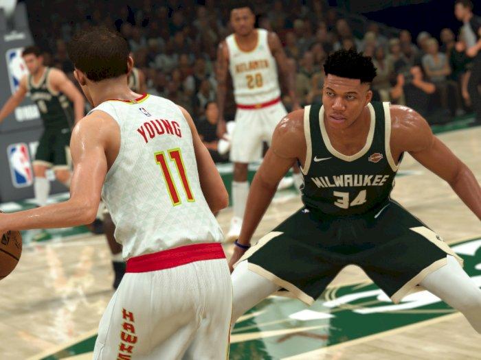 2K Games Resmi Umumkan Tanggal Perilisan NBA 2K21 di PS5 dan Xbox Series X!