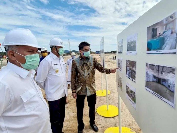 Luncurkan Kapal Ro-Ro Aceh Hebat 1, Gubernur Aceh: Pertama Kali Dibangun Sendiri