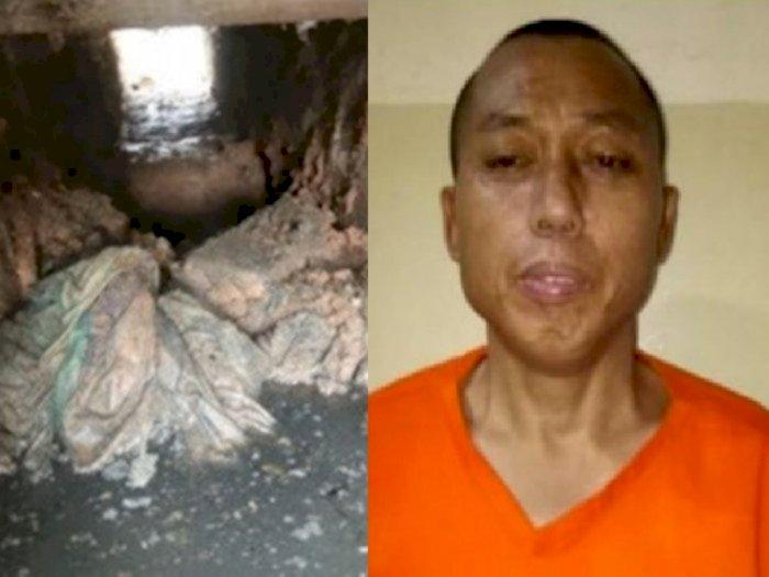 8 Bulan Gali Lubang di Lapas Tangerang untuk Kabur, Tanahnya Sampai 2 Dump Truk