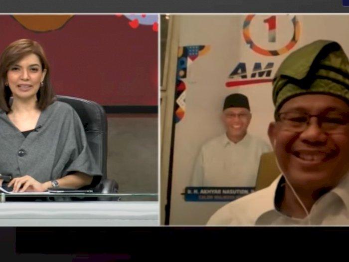 Langgar Protokol Kesehatan, Najwa Shihab Kuliti Akhyar Nasution dan Bobby Nasution