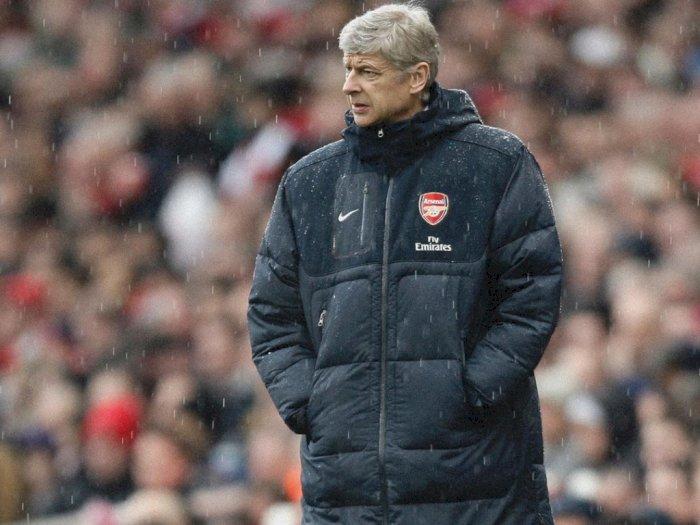 22 Tahun Melatih Arsenal, Wenger: Mungkin Saya Terlalu Lama Berada di Sana