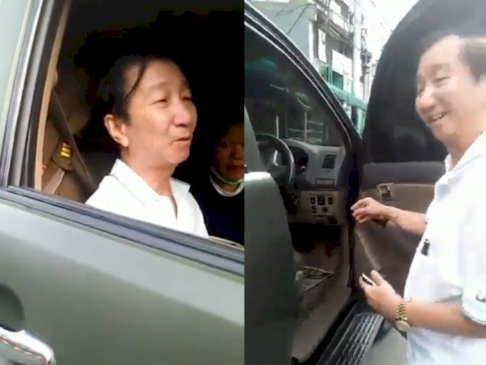 Viral Warga Sipil Pakai Mobil Dinas TNI Saat Beli Makanan, Kepergok: Bukan Anggota Gua