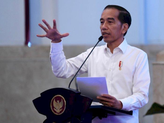 Jokowi: Jangan Sok-sokan Lockdown Provinsi