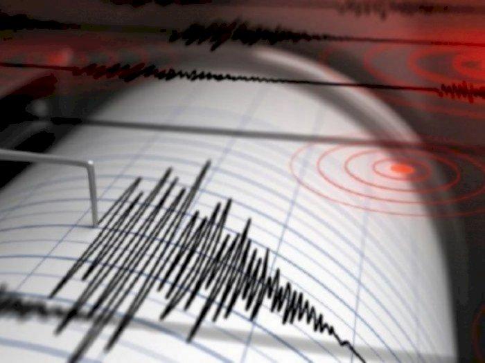Heboh Rekaman Suara Letusan Krakatau Sebabkan Gempa, BMKG: Hoaks