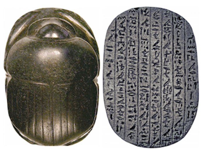 Jimat Kumbang Scarab, Jimat Populer di Masa Mesir Kuno