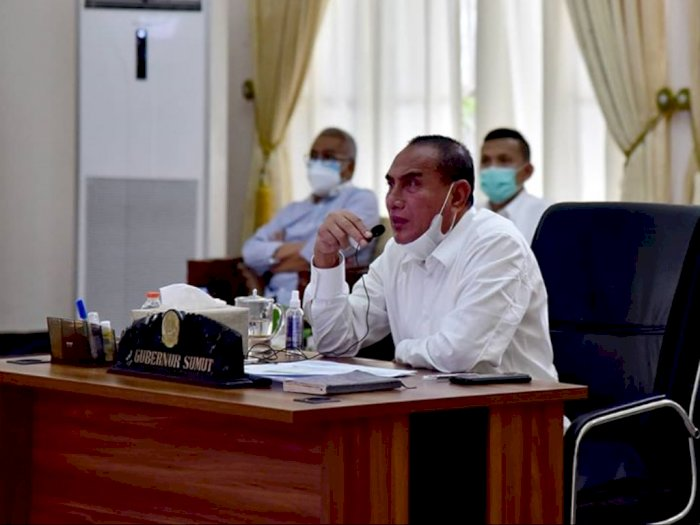 Gubernur Edy: Masa Penyekatan di Kepulauan Nias Diperpanjang Hingga 14 Oktober