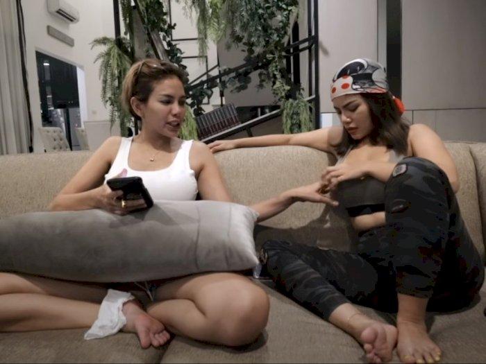 Duo Hot! Nikita Mirzani Singgung Keperawanan, Jawaban DJ Seksi Dinar Candy Tak Disangka