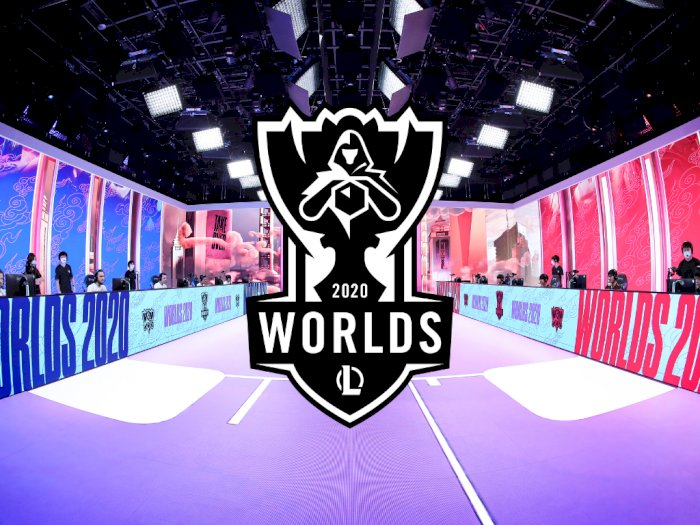 Hari 1 Group Stage LoL Worlds 2020: Langkah Awal Bagus untuk Fnatic Hingga Gen.G