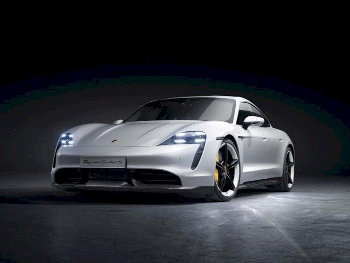 Porsche Jual Lebih Banyak Model Taycan Ketimbang 911s, 718s, dan Panamera!