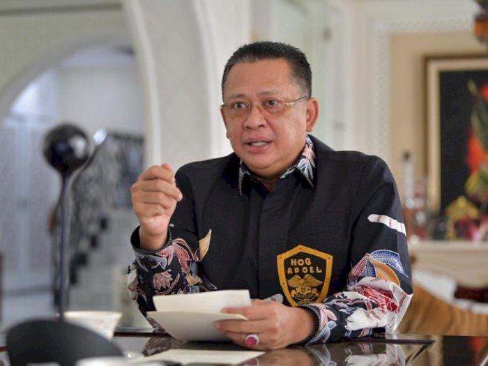 Ketua MPR RI: Beri Kesempatan Parpol Ganti Calon Kepala Daerah yang Wafat