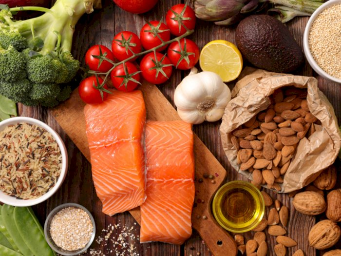 4 Vitamin yang Larut Dalam Lemak, Apa saja ya?