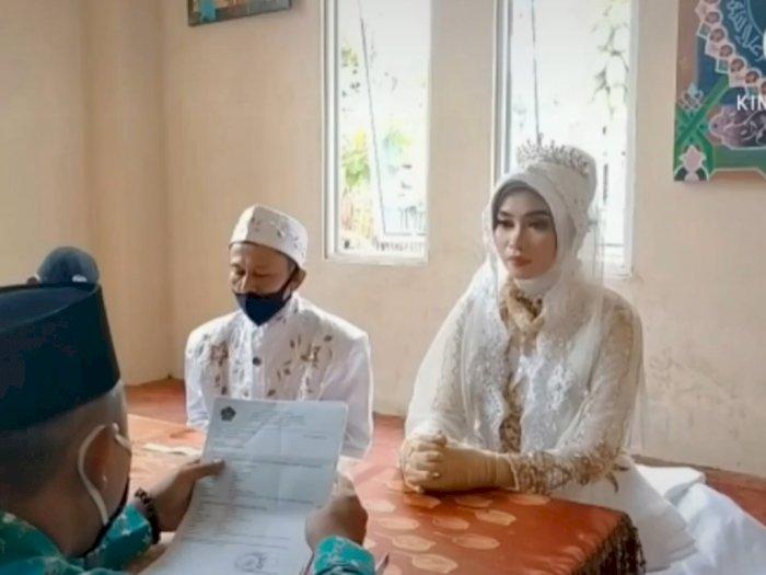 Jika Takdir Berbicara, Baru Nikah 1 Hari, Wanita Ini Kehilangan Suami untuk Selamanya