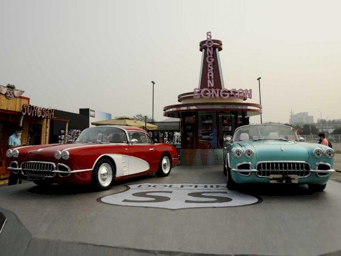 Meski Plagiat, Chevrolet Tidak Masalah dengan Kehadiran Mobil Songsan SS Dolphin