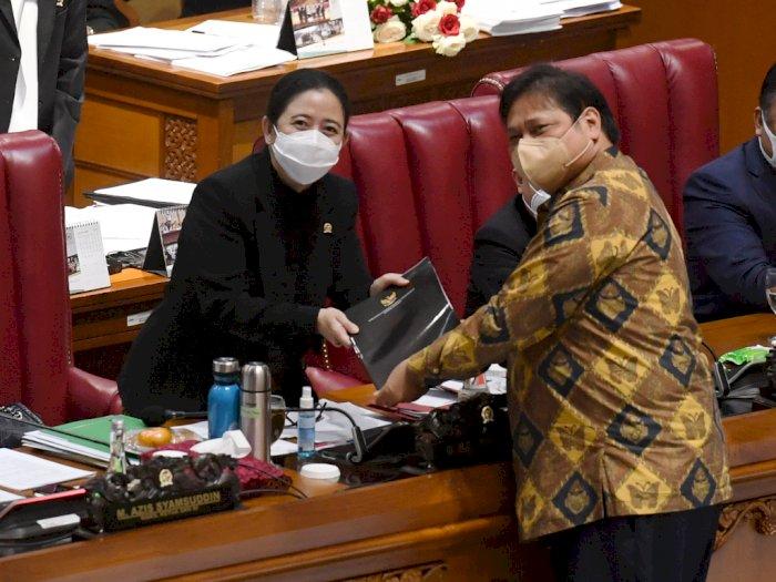 Terkait Pengesahan RUU Cipta Kerja, Puan Maharani: DPR-Pemerintah Sudah Terbuka