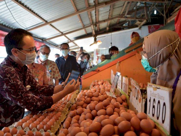 Wamen Jerry Sambuaga: Transaksi Cashless Perluas Akses Perdagangan Rakyat
