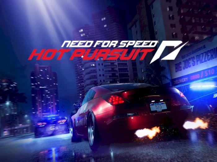 EA Isyaratkan Kehadiran NFS: Hot Pursuit Remastered dalam Waktu Dekat!