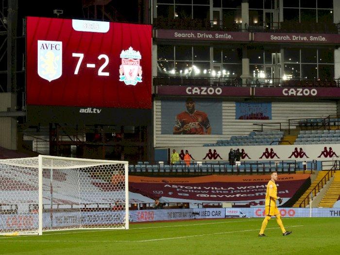 Graeme Souness Salahkan Rumput Lapangan Aston Villa Atas Kekalahan 7-2 Liverpool