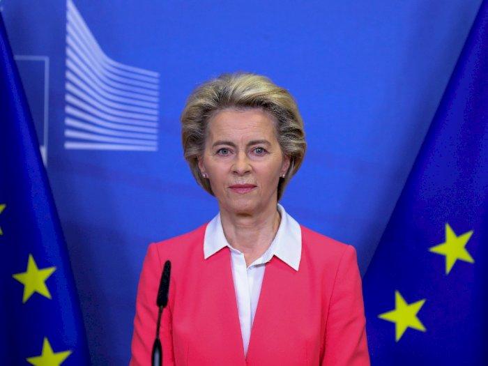 Presiden Komisi Eropa Jalani Isolasi Mandiri Usai Lakukan Kontak dengan Pasien COVID-19