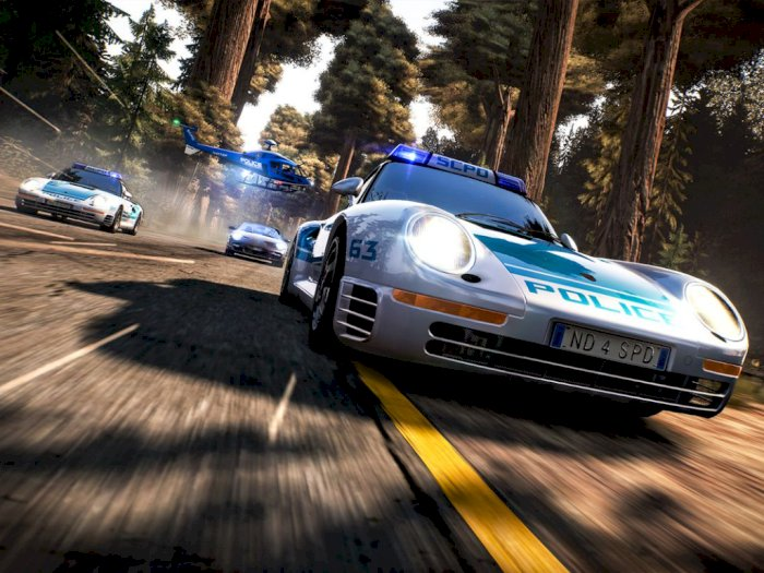 Need for Speed: Hot Pursuit Remastered Bakal Dirilis Tanggal 6 November Ini